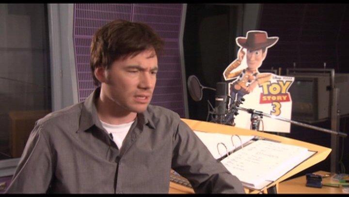 MICHAEL BULLY HERBIG / Woody über Pixar und die erste Szenen im Film - Interview Poster