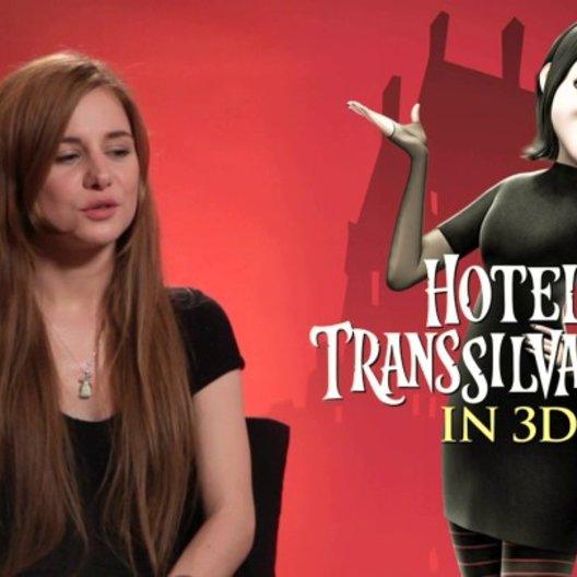 Josefine Preuss über ihre Rolle - Interview Poster