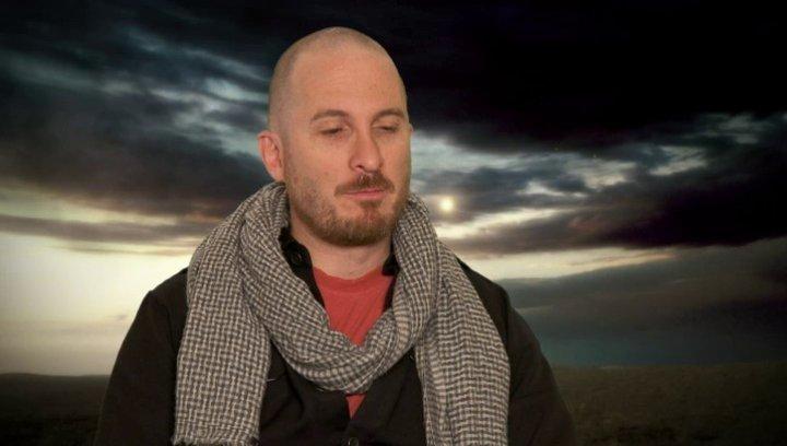 Darren Aronofsky - Regisseur und Co-Drehbuchautor - über seine Recherche für den Film - OV-Interview Poster