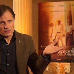 Viggo Mortensen - Chester MacFarland - über das Buch Die zwei Gesichter des Januars - OV-Interview Poster