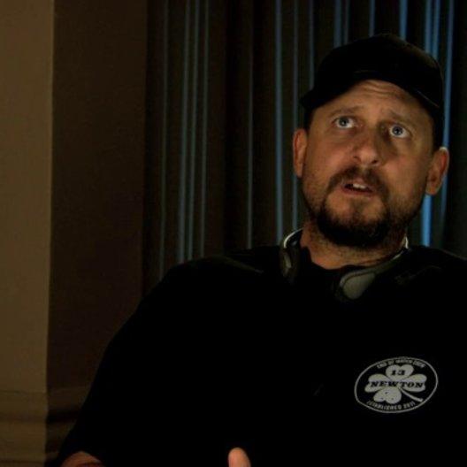 David Ayer über die Dreharbeiten - OV-Interview Poster