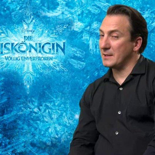 Robert Palfrader - Synchronstimme Herzog von Pitzbühl - über die Geschichte des Films - Interview Poster