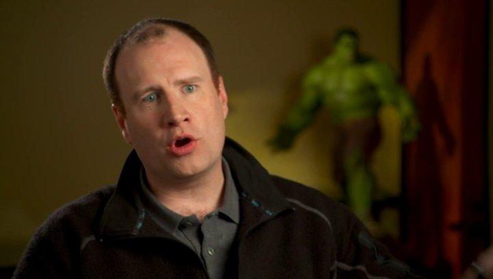 Kevin Feige - Produzent über die Vereinigung der Avengers - OV-Interview Poster