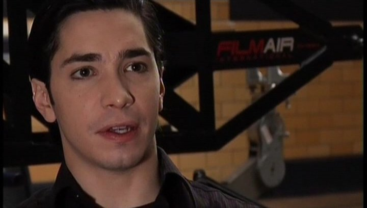 Interview mit Justin Long (Brandon) - OV-Interview Poster