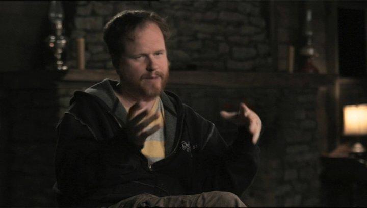 Joss Whedon über die Geschichte - OV-Interview Poster