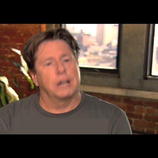 Andy Tennant (Regie) über Jennifer Aniston - OV-Interview Poster
