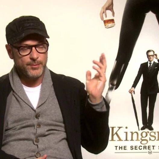 Matthew Vaughn darüber das die Tottenham Riots eine Rolle in dem Film spielen - OV-Interview Poster