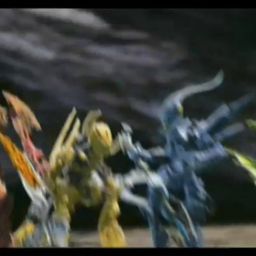 Bionicle: The Legend Reborn - Trailer Poster