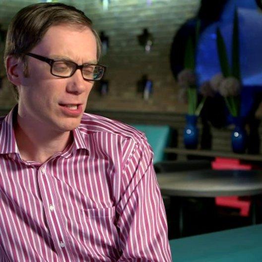 Stephen Merchant (Danny) über seine Rolle - OV-Interview Poster