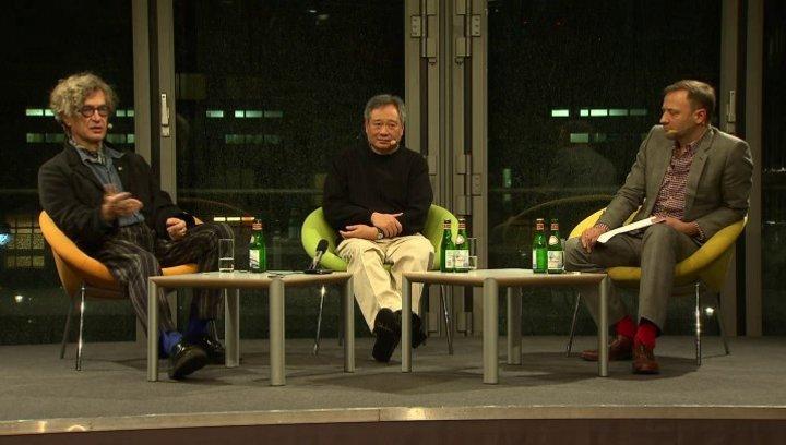 Ang Lee und Wim Wenders - Emotionales Storytelling in 3D - OV-Interview Poster