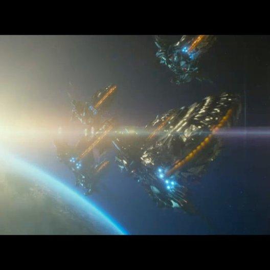 Transformers: Ära des Untergangs - Teaser Poster
