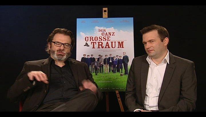 Anatol Nitschke und Raoul Reinert (Produzenten) über Sebastian Grobler und das Casting der Jugendlichen - Interview Poster