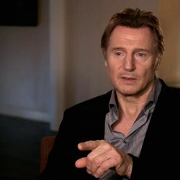 Liam Neeson - Bill Marks - über den Thrill - OV-Interview Poster