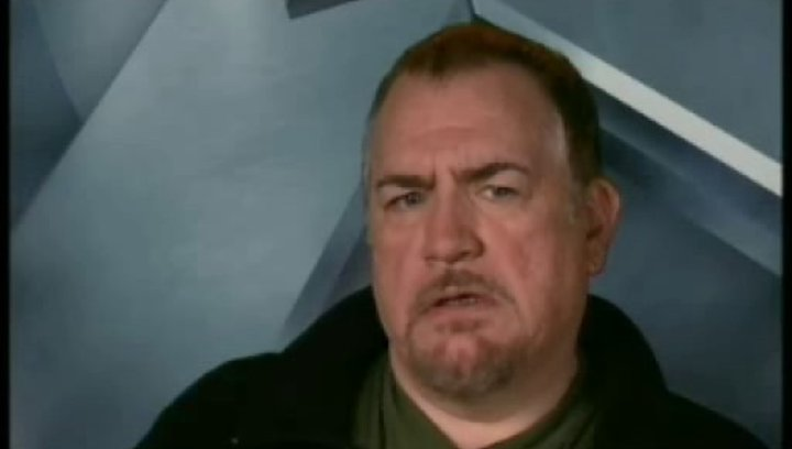 Brian Cox (William Stryker) - Interview Poster