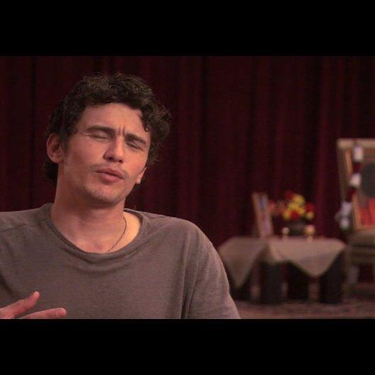 """James Franco (""""David Piccolo"""") über die Beziehung zwischen David und Liz - OV-Interview Poster"""