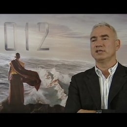 Regisseur Roland Emmerich über 2012 - Interview Poster