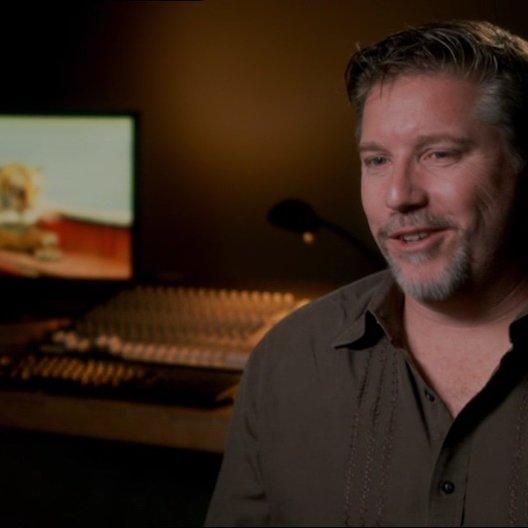 Bill Westenhofer - Visual Effects Supervisor über, dass sie über sich hinausgewachsen sind, beim Erschaffen eines digitalen Tigers - OV-Interview Poster