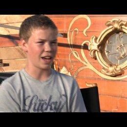 Will Poulter über die Schönheit von Narnia - OV-Interview Poster