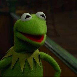 Kermit braucht einen Promi - Szene Poster