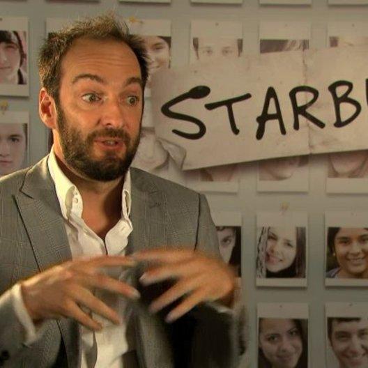 Ken Scott über Starbuck als dramatische Komödie - OV-Interview Poster