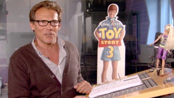 CHRISTIAN TRAMITZ / Ken über Ken charakterisiert Ken was er an ihm mag was er mit ihm gemein hat - Interview Poster