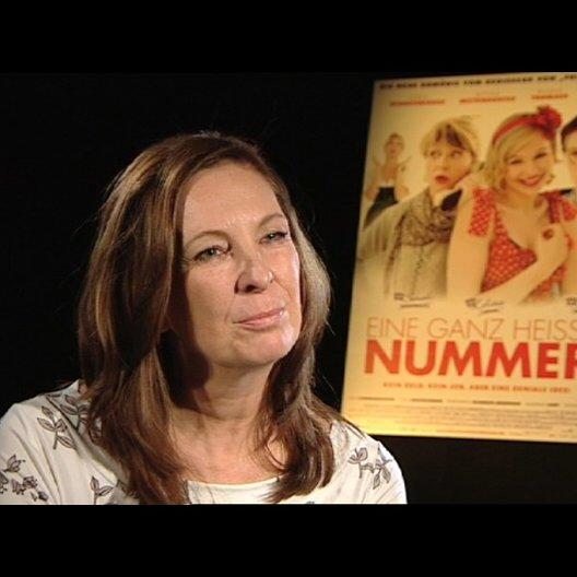 Andrea Sixt über die realistische Wirkung des Films - Interview Poster