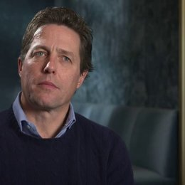 Interview mit Hugh Grant - OV-Interview Poster