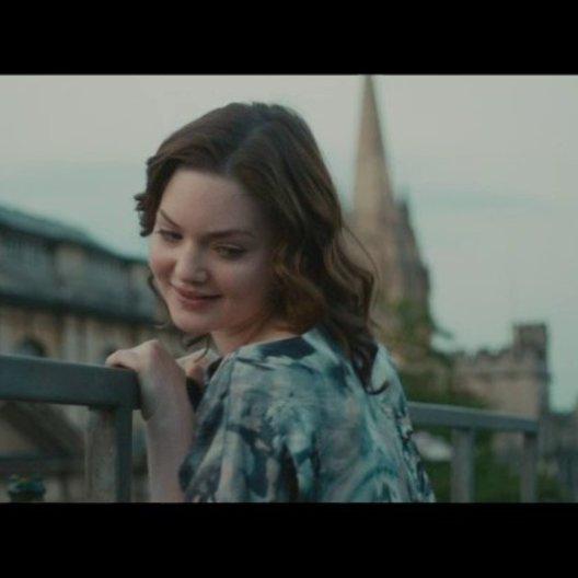 Über den Dächern von Oxford - Szene Poster