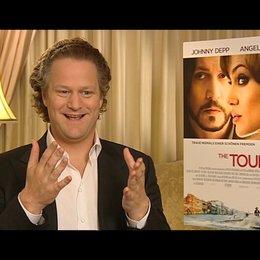 Florian Henckel von Donnersmarck (Regisseur) über die Drehbedingungen in einer Touristenstadt - Interview Poster