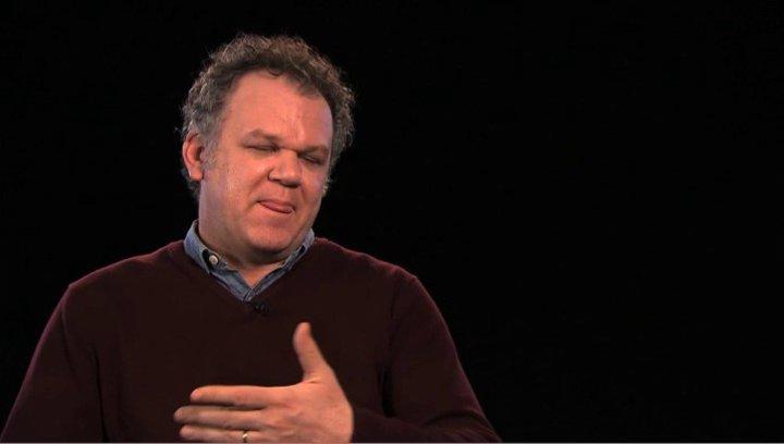 John C Reilly über die Prämisse des Films - OV-Interview Poster