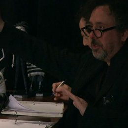 Making of Frankenweenie Poster
