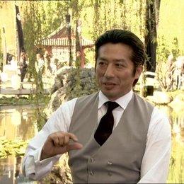 Shingen Yashida über Realität und Fantasy - OV-Interview Poster