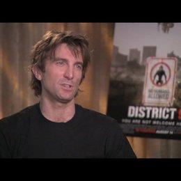 Sharlto Copley über die Erschaffung seiner Rolle - OV-Interview Poster