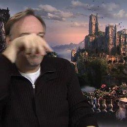 Christophe Gans - Regisseur - über die Leistung der Schauspieler beim Dreh von Special Effects - OV-Interview Poster