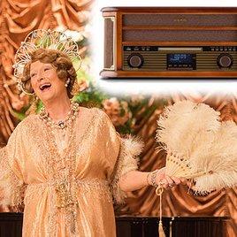 """""""Florence Foster Jenkins"""" verhilft euch zu Sound im Retro-Style"""