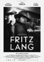 Fritz Lang Poster