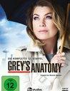 Grey's Anatomy: Die jungen Ärzte - Die komplette 12. Staffel Poster