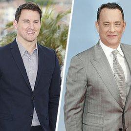 Channing Tatum bettelt um Auftritt von Tom Hanks