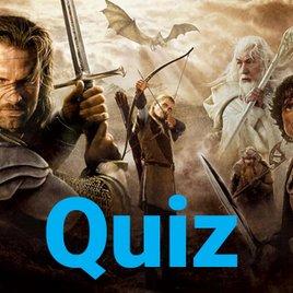 """Das ultimative """"Der Herr der Ringe""""-Quiz - Hier punkten nur Experten!"""