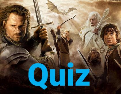 Herr Der Ringe Quiz