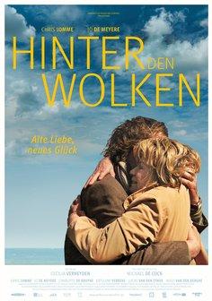 Plakat: HINTER DEN WOLKEN