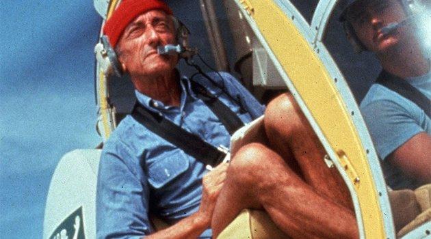 Zehn interessante Fakten, die ihr über Jacques Cousteau nicht kanntet Poster
