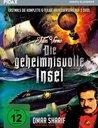 Jules Verne - Die geheimnisvolle Insel Poster