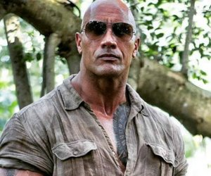 """Rampage"": Dwayne The Rock Johnson kämpft bald gegen Monster-Echsen & Riesen-Affen"