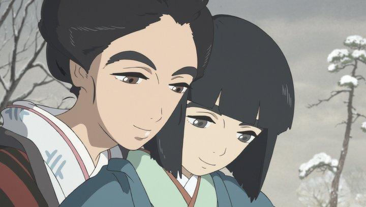 Miss Hokusai - Trailer Poster