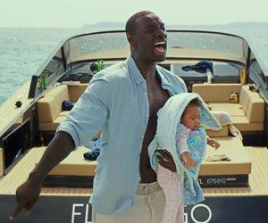 """Im neuen Trailer wird Omar Sy """"Plötzlich Papa"""""""