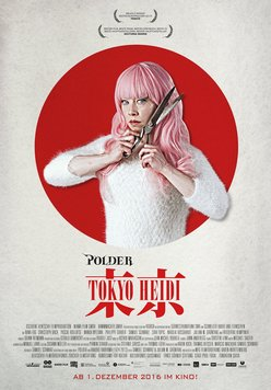 Polder - Tokyo Heidi Poster