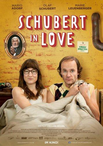 Schubert in Love Poster