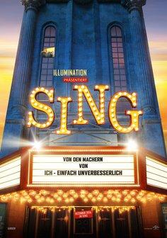 Plakat: SING