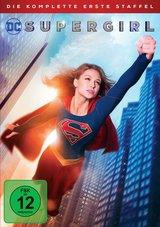 Supergirl - Die komplette erste Staffel Poster